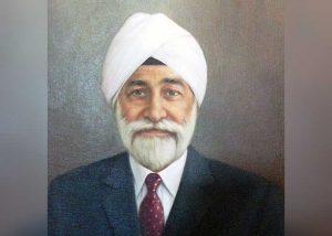 Justice Gurnam Singh Chief Minister Punjab
