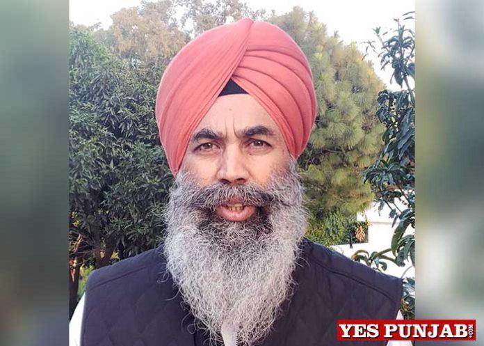 Karnail Singh Peermohammad