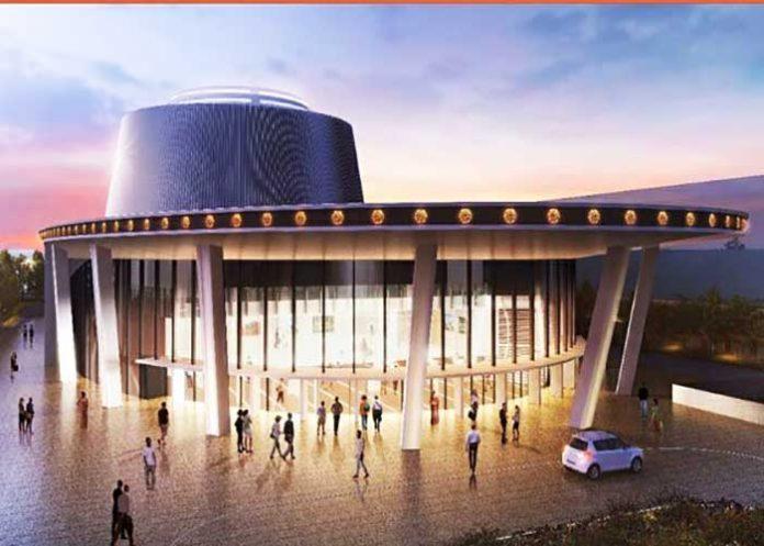 Rudraksh Convention Centre Design