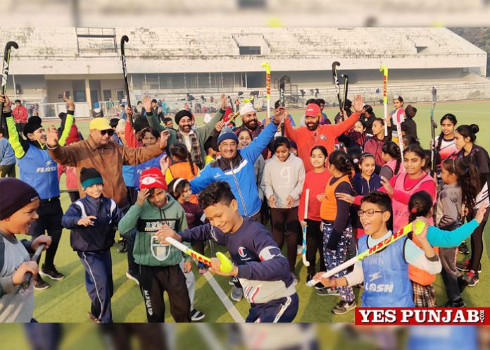 Surjit Hockey Coaching Camp 1