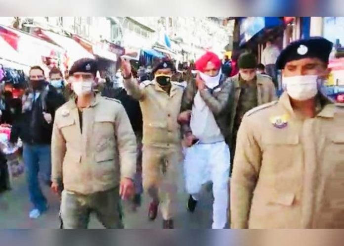 3 Punjab farmers detained in Shimla