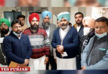 AAP MLAs meet SEC Municipal Elections