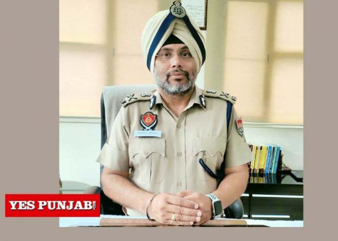 AS Rai ADGP IPS Punjab