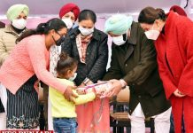Amarinder launches National Girl Child Day