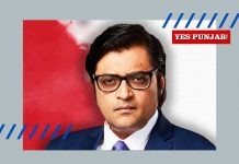 Arnab Goswami Republic TV Yes Punjab