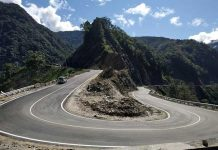 Arunachal Border Road