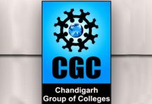 CGC Chandigarh Group of Colleges logo