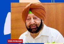 Capt Amarindser Singh Yes Punjab