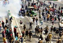 Delhi Tractor March Violence