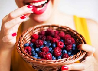 Eating Antioxidants Food