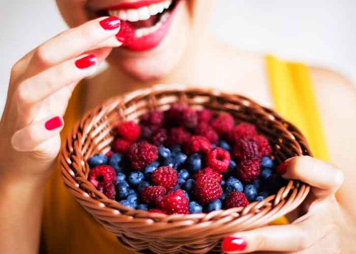 Eating Antioxidants Food