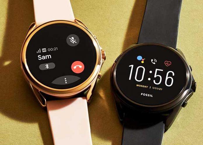 Fossil Gen 5 LTE Touchscreen Smartwatch
