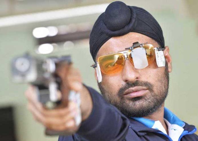 Gurpreet Singh Army marksman