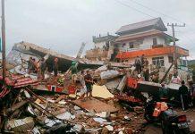 Indonesia Sulawesi Quake