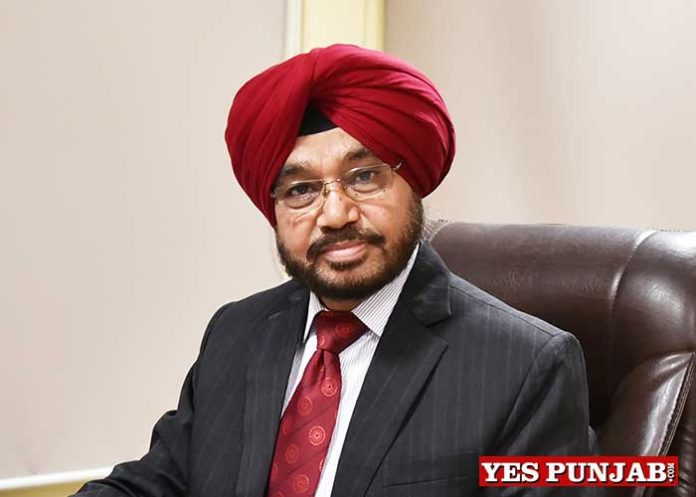 Jagpal Singh Sandhu IAS