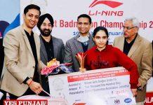Jalandhar Badminton Championship event