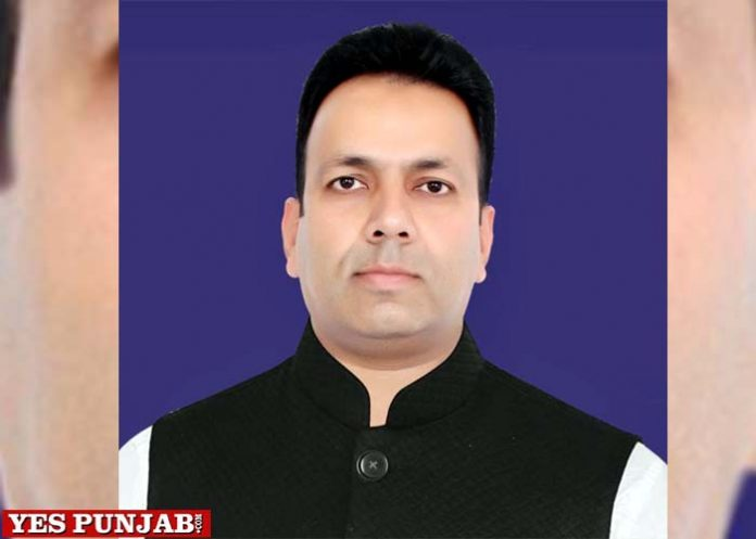 Kamaldeep Saini congress
