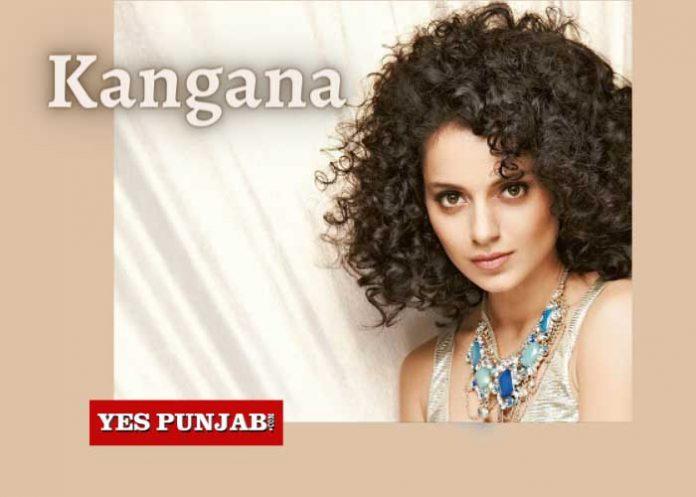 Kangana Ranaut Yes Punjab