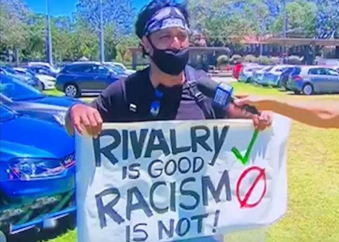 Krishna Kumar face racism Sydney
