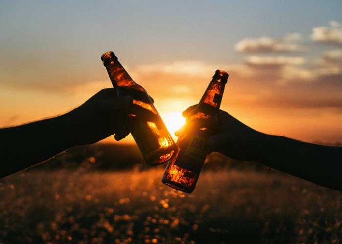 Liquor Alcohol Bottles Chears