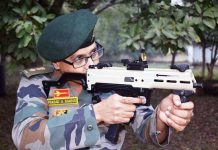 Lt Col Prasad Bansod develop Machine Pistol