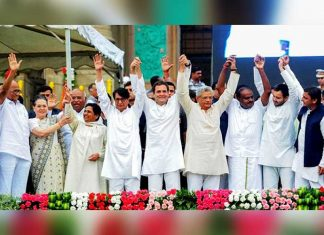 Opposition Leaders in India