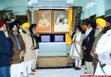 Portraits of martyrs Hazara Singh Hukam Singh Central Sikh Museum