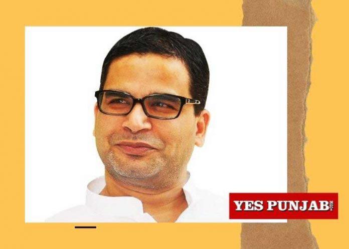Prashant Kishor Yes Punjab