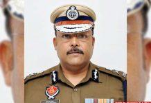 Pravin Kumar Sinha IPS ADGP