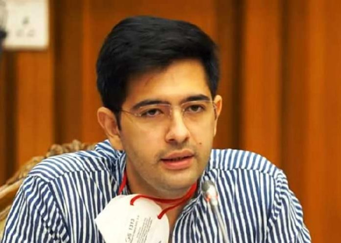 Raghav Chadha ask
