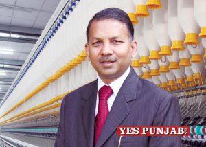 Rajinder Gupta Chairman Trident Group