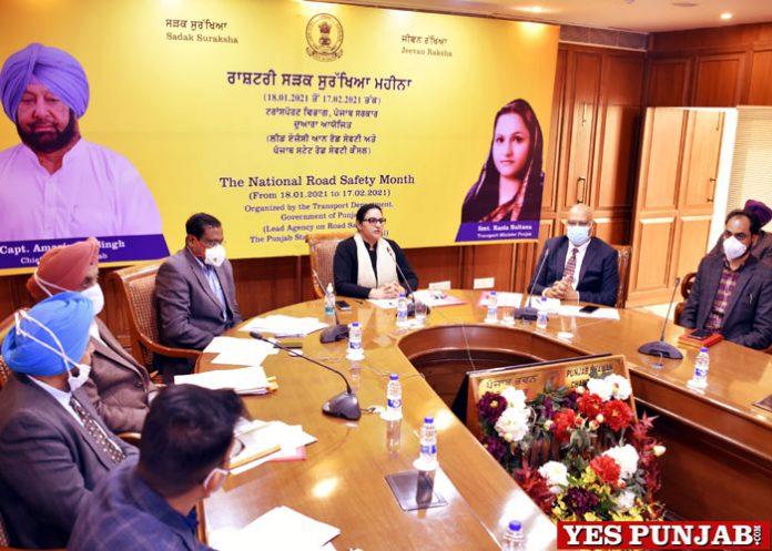 Razia Sultana Road Safety Awareness