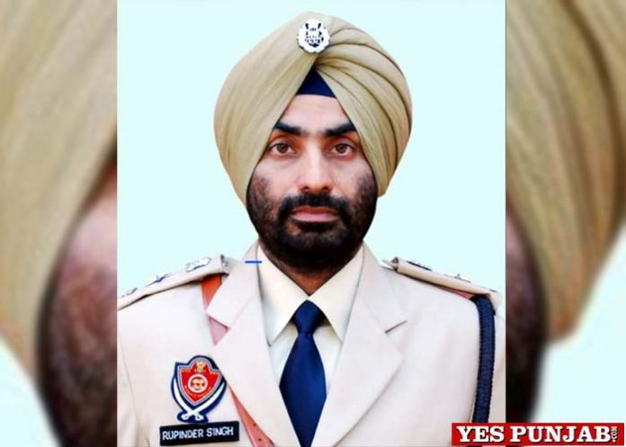 Rupinder Singh SSP