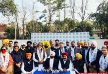 Several personalities join AAP Jarnail Cheema