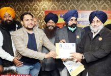 Sukhbir Badal SAD visit Nawansheher