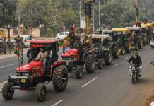 Tractor March
