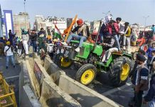 Tractor March Violence
