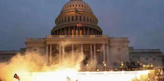 US Capitol Violence