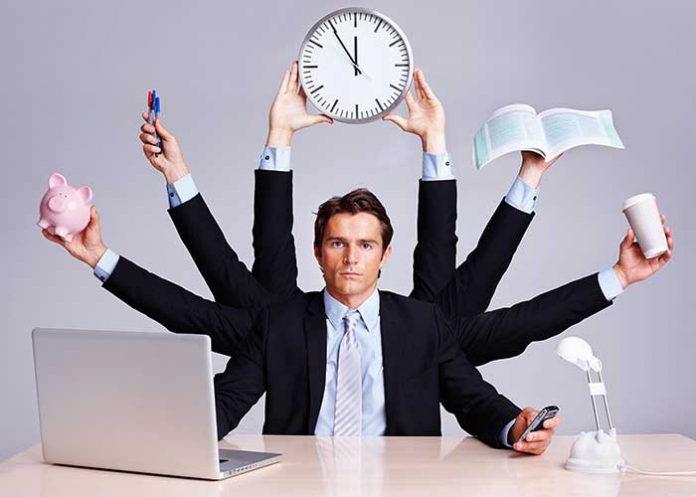 Workaholic