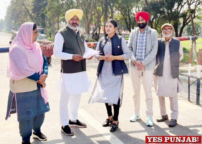AAP leaders meeting Nodeep Kaur Karnal Jail