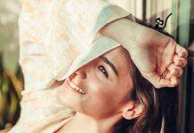 Alia Bhatt stunning sunshine pic
