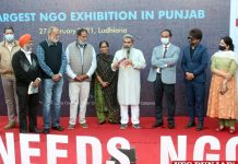 Ashu inaugurates NGO Expo in Ludhiana