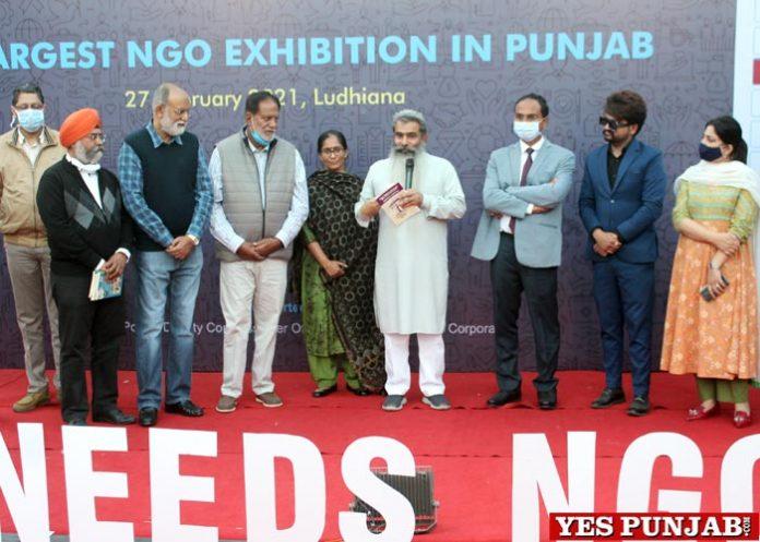 Ashu inaugurates NGO Expo in Ludhiana
