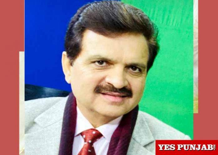 Bal Mukand Sharma