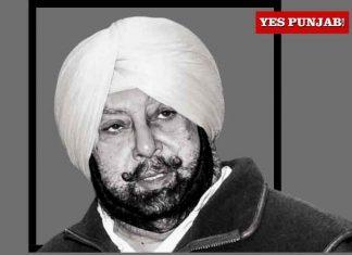 Capt Amarinder Singh Congress Punjab