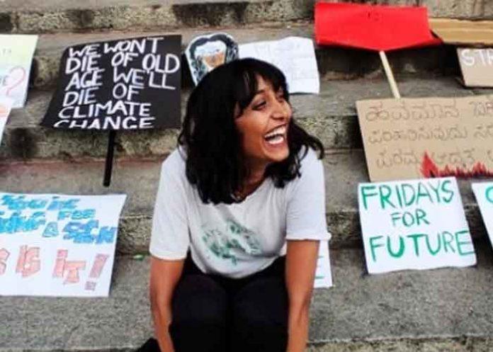 Disha Ravi Climate Activist