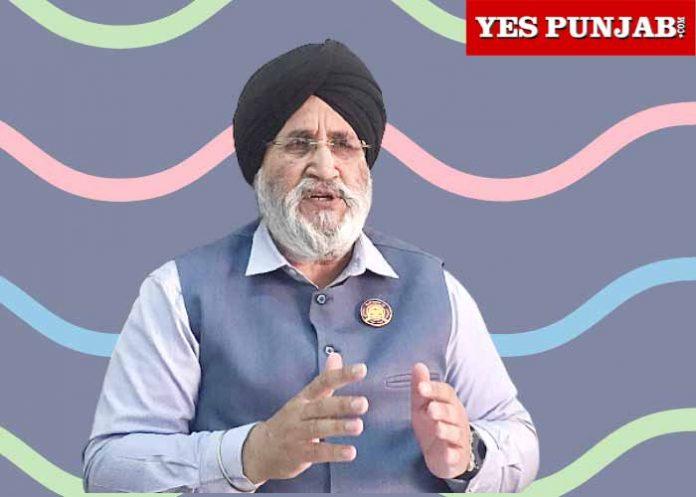 Dr Daljit Singh Cheema Akali Dal