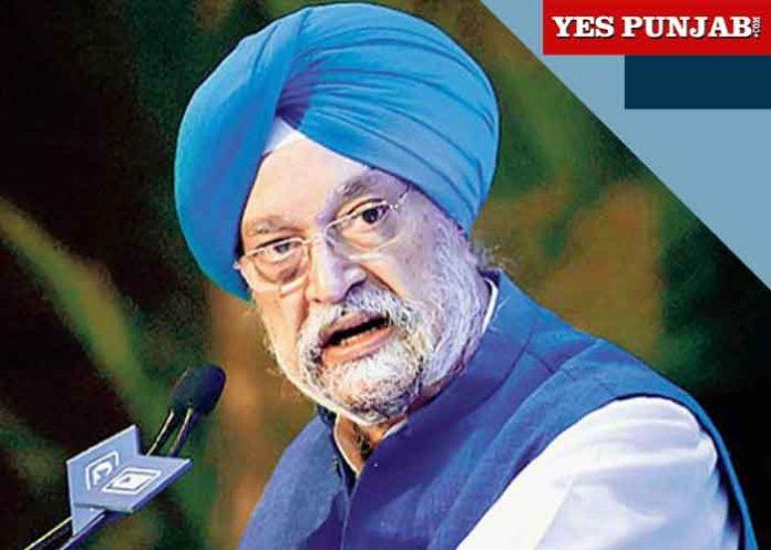 Hardeep Puri India Union Minister
