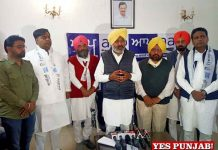 Harpal Cheema Congress leaders join AAP