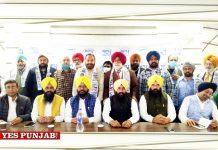 Manmohan Singh Om Parkash Gabbar join AAP